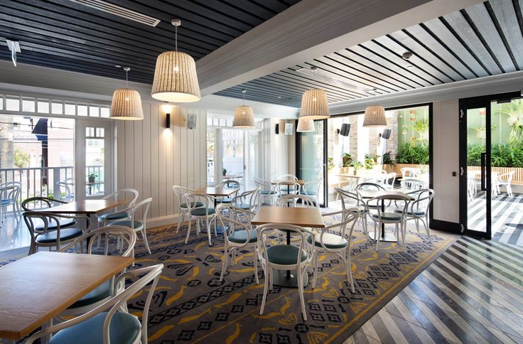 Ivanhoe Hotel, Manly, pub, Paul Kelly Design, Hamptons style