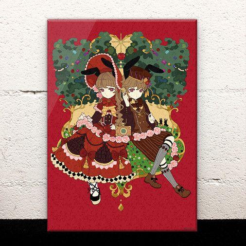 #8 Acrylic Art Board