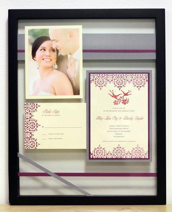 Preserve Your Wedding Invitation In 3 Easy Ways Emmaline Bride