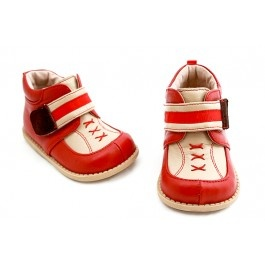Hank Red Boots  http://www.babybootique.com.au/hank-boys-shoes.html