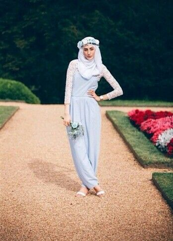 Pinned via Nuriyah O. Martinez | Hijab & Flower Crown