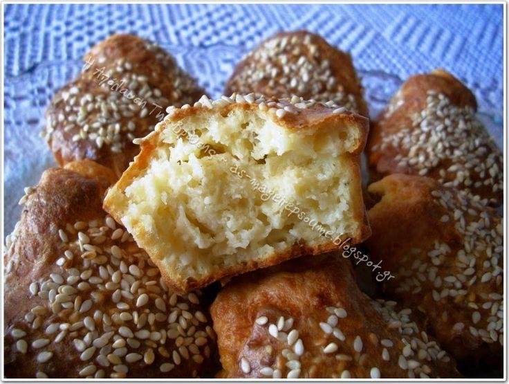 Κασεροπιτάκια maffins