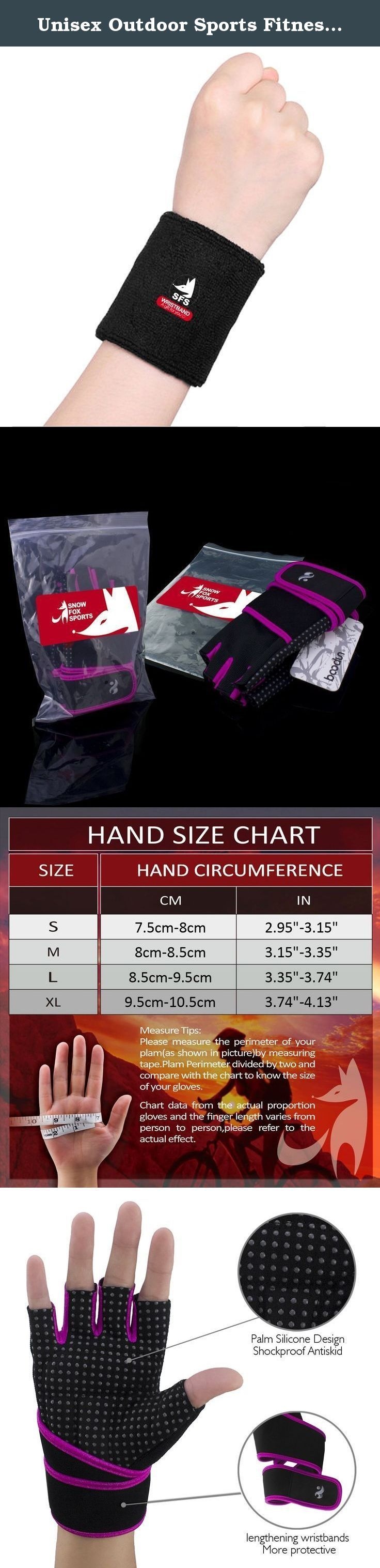 Unisex Outdoor Sports Fitness Half Finger Antiskid Bike Cycling Gloves Weightlifting Instrument Dumbbell Lengthening Wristbands Gloves. Outdoor Bicycle Cycling Mountain Bike Gloves Fitness Training Gloves Running Hiking Motorcycle Half-finger Gloves Product Warranty: Our gloves will be all shipped directly from Amazon's Warehouse sold by Snow Fox Sports Direct, which can ensure that you could receive the parcel safely and quickly. We promise a 30-Day Money Back Product Quality Guarantee...