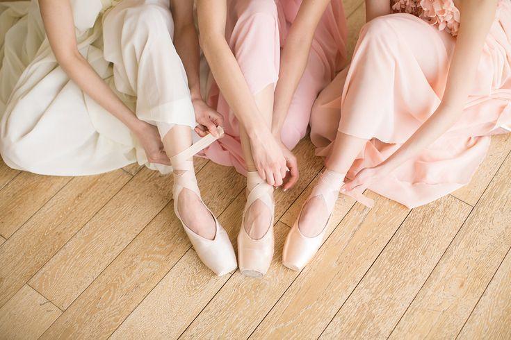 Вдохновение балетом!