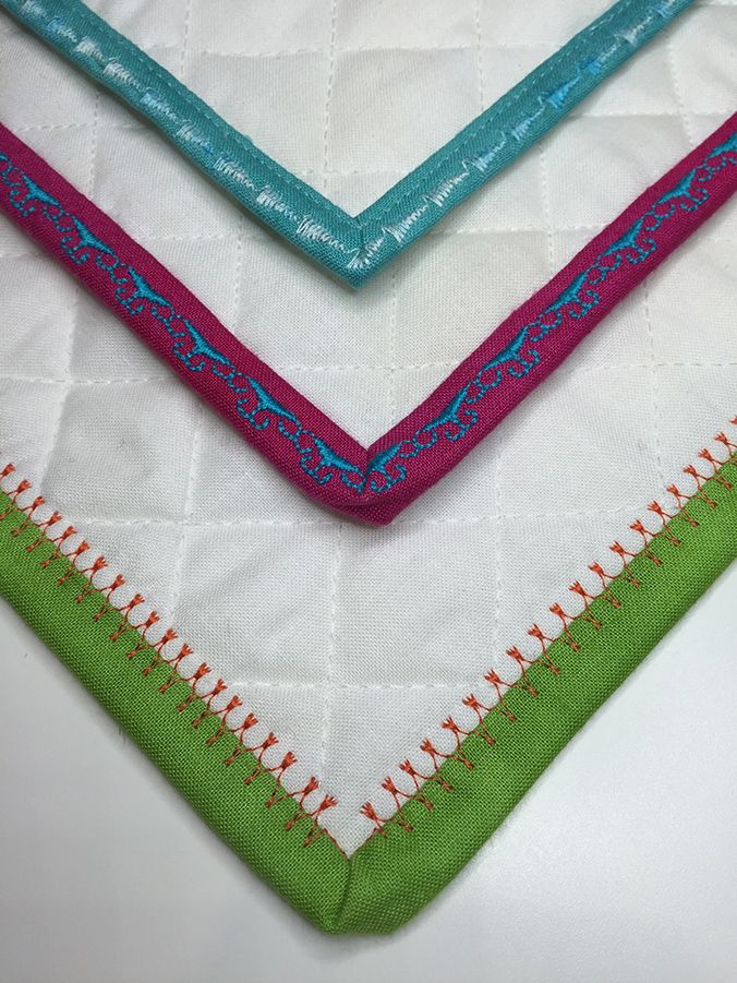 Are you looking for a fun new way to finish up your quilt bindings? Learn how to use Aurifil threads to beautify your binding in Aggy Burczyk's latest installment of #ThreadMatters. For more info, please visit: https://auribuzz.wordpress.com/2016/02/07/thread-matters-binding-with-a-touch-part-2/