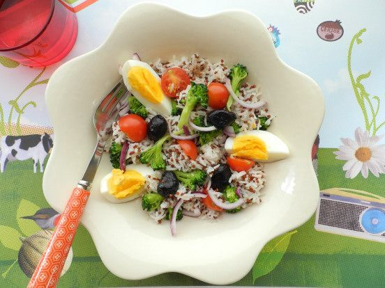 55 best recettes riz quinoa orzo images on pinterest eat healthy health foods and healthy eating. Black Bedroom Furniture Sets. Home Design Ideas