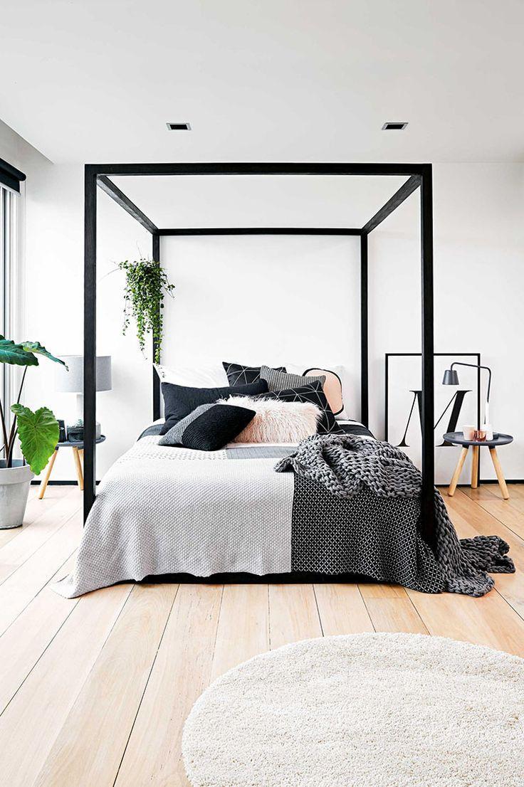 Ook Weinig Decoratie Kan Goed Werken In Een Slaapkamer