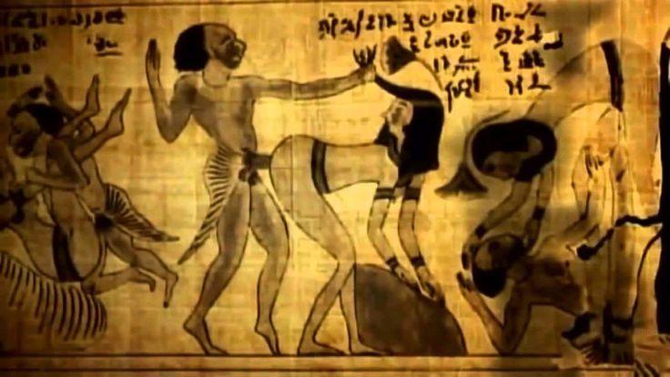 antiguo perversiones de los egipcios