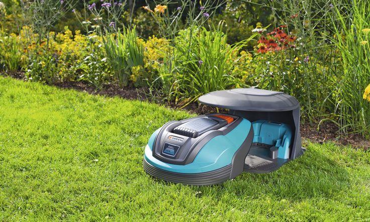 Robotgräsklippare | Robotnyheter