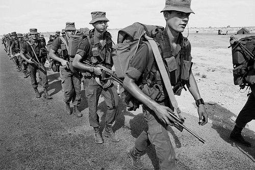 SADF Patrol   Flickr - Photo Sharing!