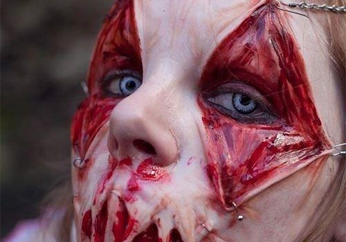 Horror Makeup That's Creepy, Cool, and Completely Creative