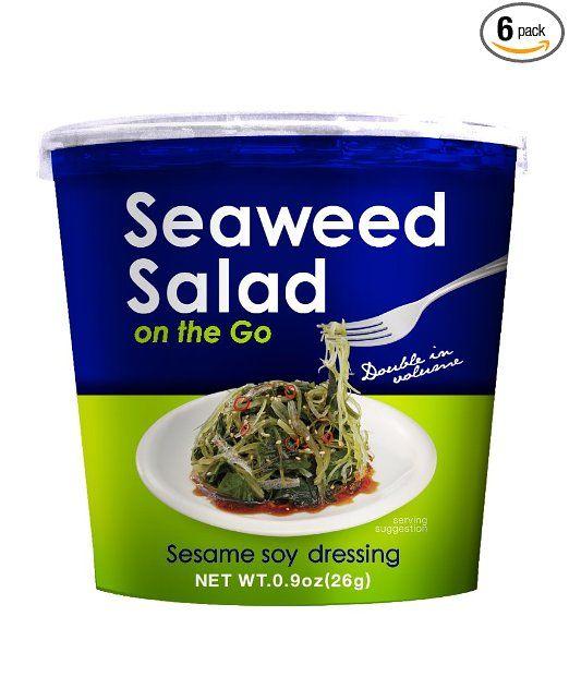 Calories In Seaweed Salad Whole Foods