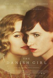 The Danish Girl (2015) dir Tom Hooper; Eddie Redmayne. A fictitious love story loosely inspired by the lives of Danish artists Lili Elbe and Gerda Wegener. Lili and Gerda's marriage and work evolve as they navigate Lili's groundbreaking journey as a transgender pioneer. [13/02/16]