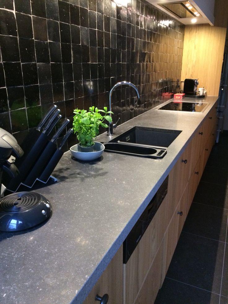 Hyttan kitchen + zelliges
