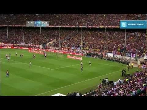 Final copa del rey 2012 - Athletic Bilbao 0 - 3 FC