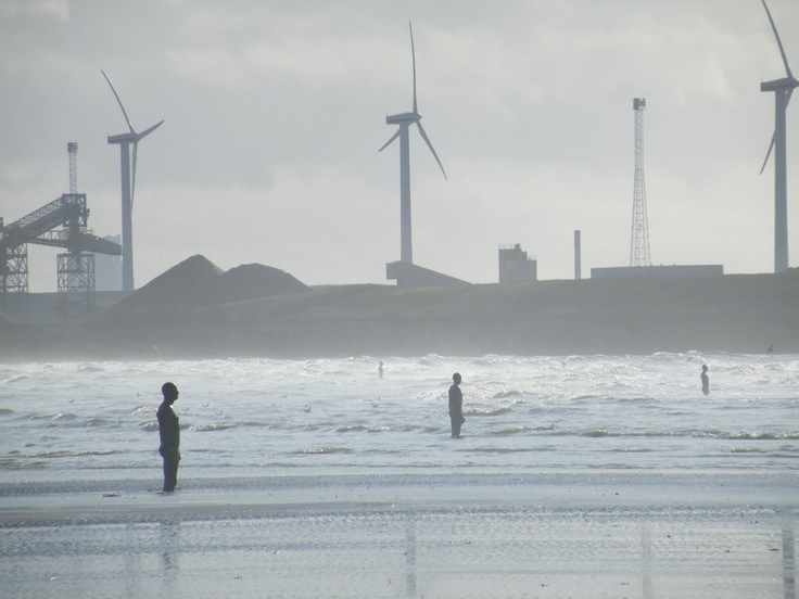 Another Place - Antony Gormley