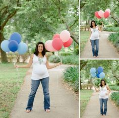 baby gender announcement ideas on facebook - Google Search