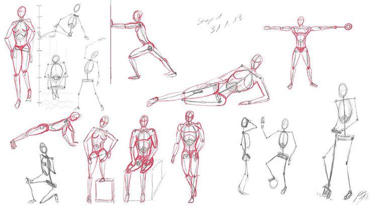 die besten 25 menschen zeichnen lernen ideen auf pinterest skizzen von menschen wie die. Black Bedroom Furniture Sets. Home Design Ideas