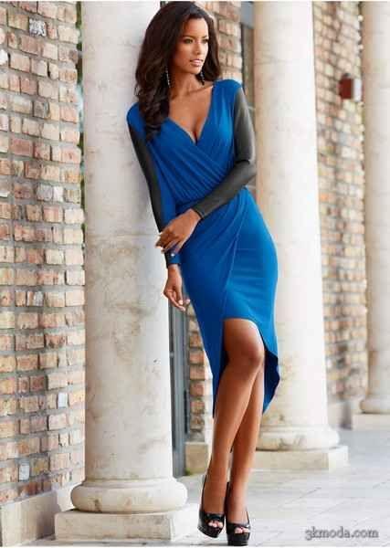 awesome Asimetrik Etek Ve Elbise Modelleri