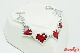hama beads pyssla bracelets - Αναζήτηση Google