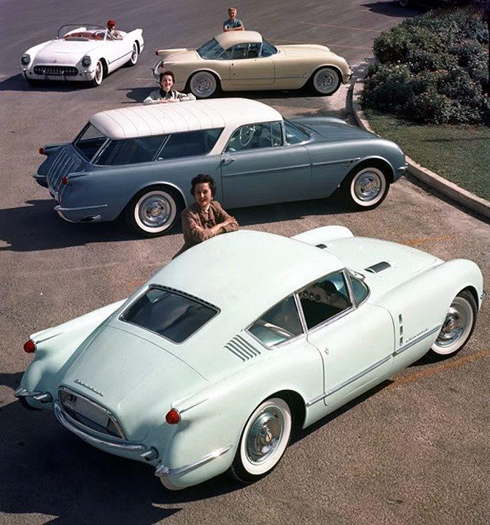 1954 GM Motorama
