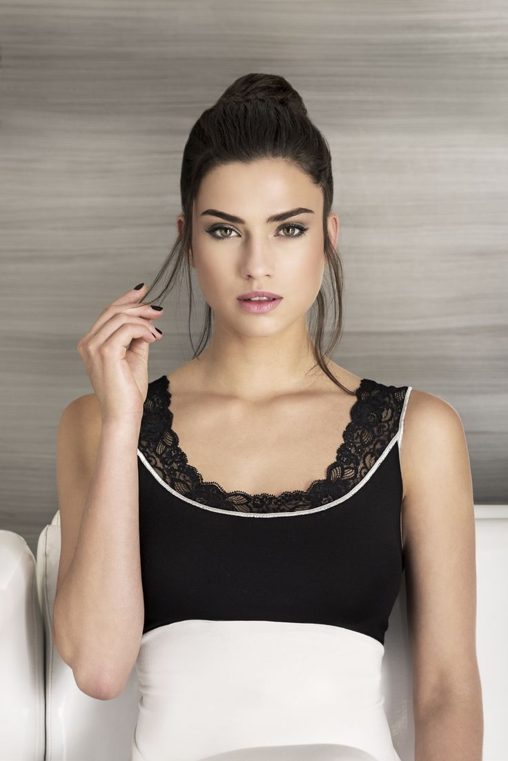 Paladini N°9 FW15 Collection #lingerie #nightwear