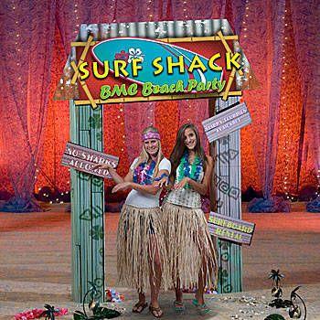 Surf Shack Arch, Surf Shack Prop