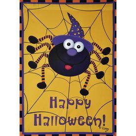 Happy Halloween By Pretties.Rain Or X Halloween Flag