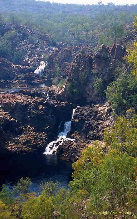 Edith Falls, Katherine Gorge, Nitmiluk