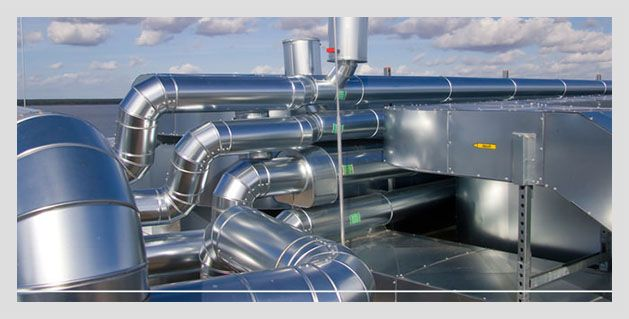 Exhaust Ductings and Industrial Ducting