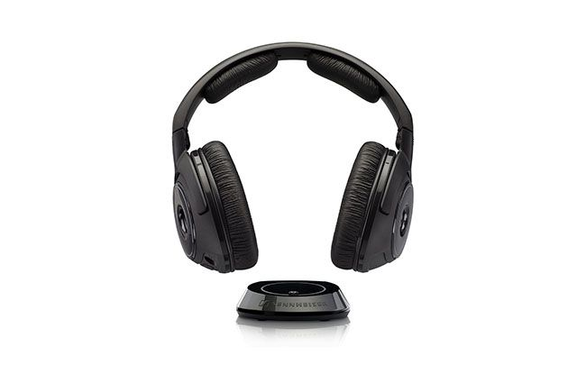 """If I needed wireless """"home theater"""" headphones to use while listening to television and music in my home, I'd choose the Sennheiser RS 160. Why? We resear"""