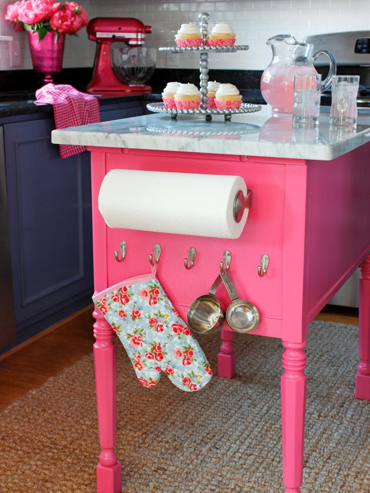 A Modern, Coastal Kitchen Remodel (On a Budget)   DIY Kitchen Design Ideas - Kitchen Cabinets, Islands, Backsplashes   DIY