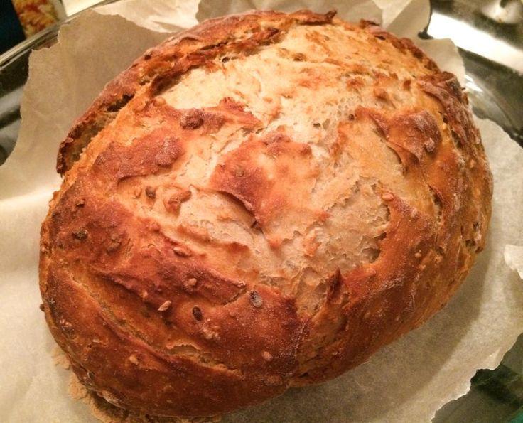 Teljes kiörlésű tönkölybúza kenyér recept