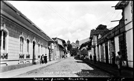 Carrera Junín, 1920