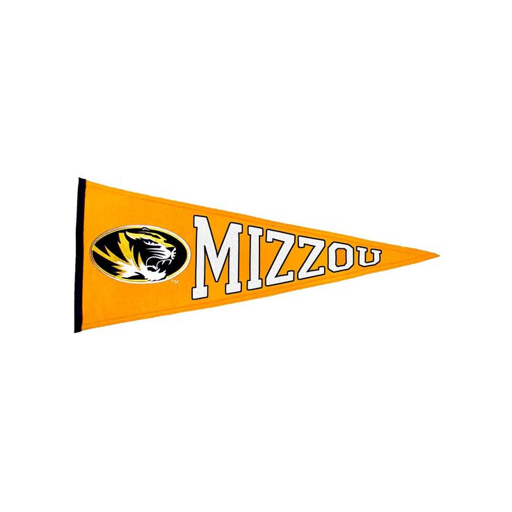 Missouri Tigers Traditions Pennant, Multicolor