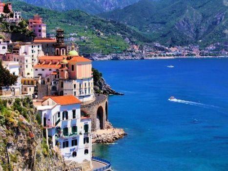 Sorento, Italy  Loved it here!