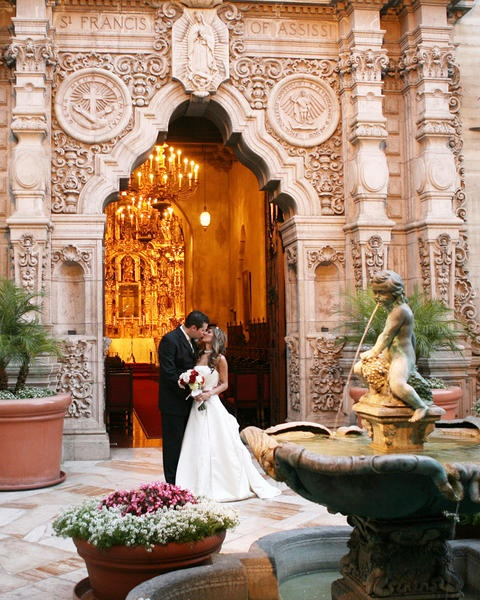 Mission Inn Hotel, Riverside, CA - The St. Francis of Assisi Chapel... Gorgeous!
