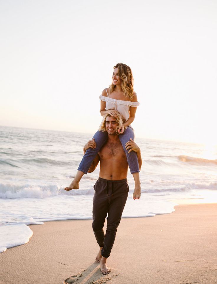 Engagement photos of fashion blogger, Style Riot <3