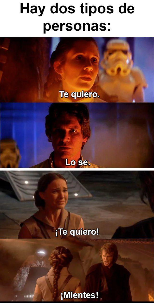 Prequel Memes On Twitter Memes En Espanol Memes Gracioso