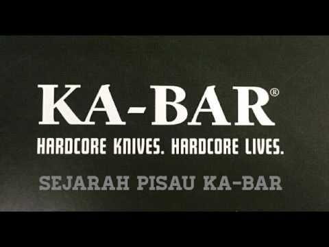 Ka-Bar USMC Pisau paling terkenal di dunia dan sejarahnya - YouTube
