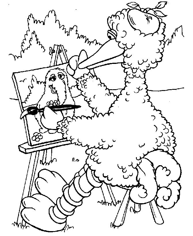 17 best Sesame street images on Pinterest Sesame streets, Family - best of coloring pages easter religious