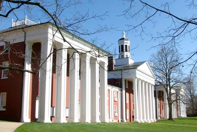 Washington & Lee University ranks among the country's top liberal arts colleges. Learn more...