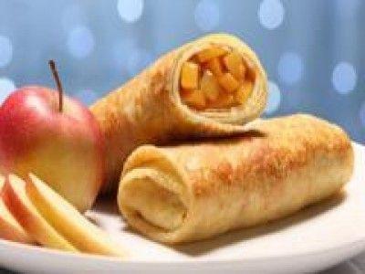Croustillant aux pommes - Choumicha - Cuisine Marocaine Choumicha , Recettes…