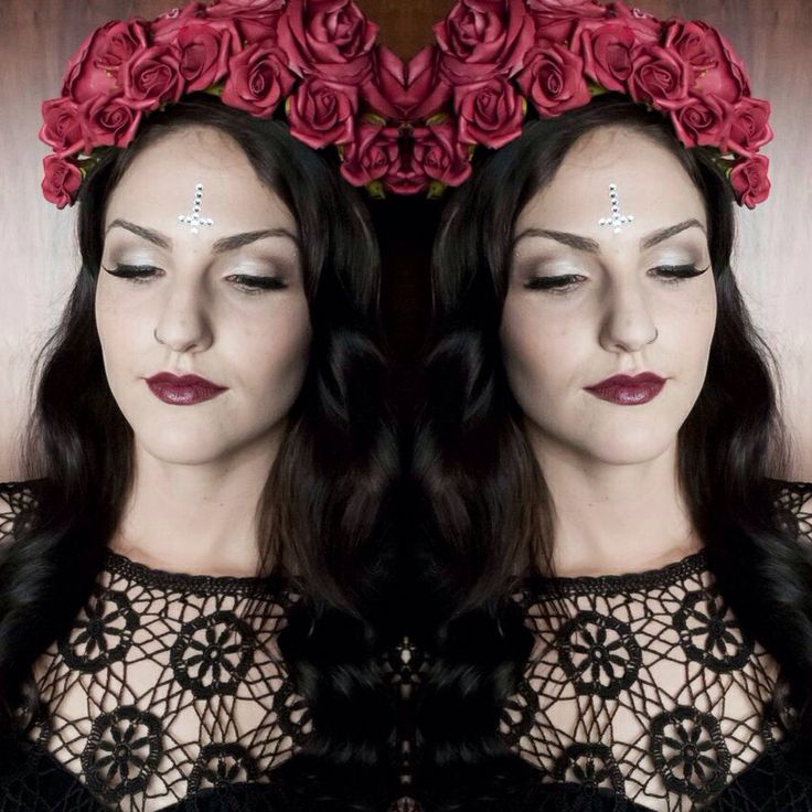Lana del Rey inspired photoshoot