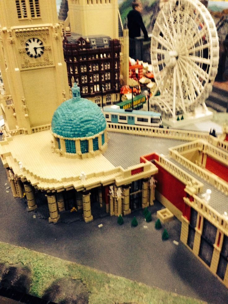 Trafford Centre Lego set
