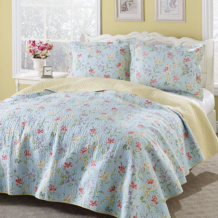 Laura ashley floral sheets-3443