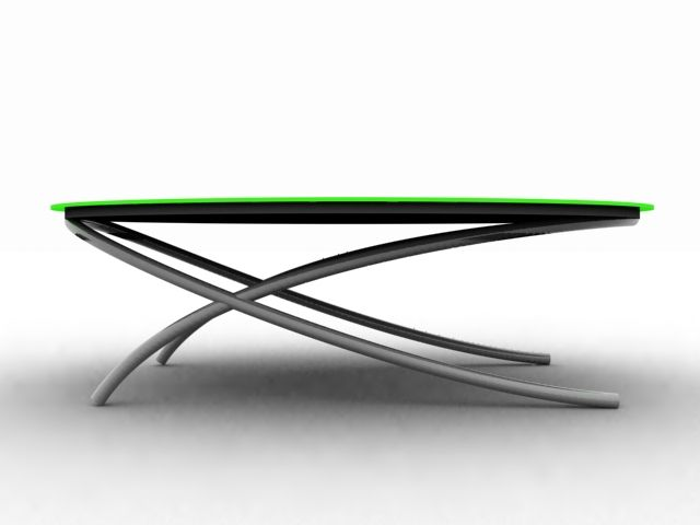 table lines by antonio lucchetto designer
