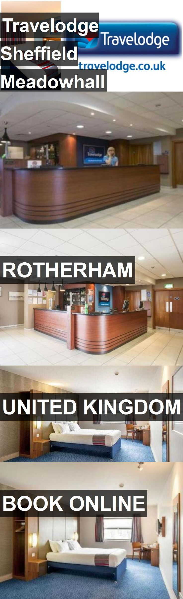 Hotel Travelodge Sheffield Meadowhall in Rotherham, United Kingdom. For more information, photos, reviews and best prices please follow the link. #UnitedKingdom #Rotherham #travel #vacation #hotel