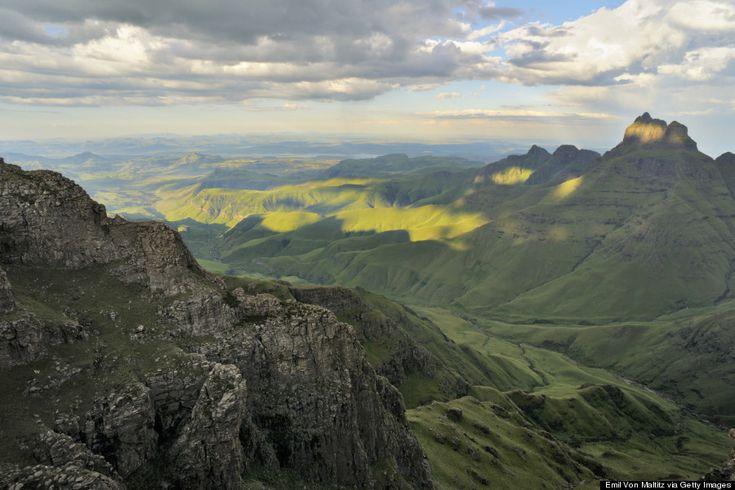 africa  Drakensberg Mountains.