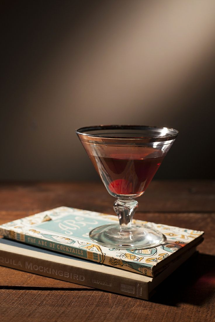 Learn How To Make the Best Manhattan You'll Ever Have